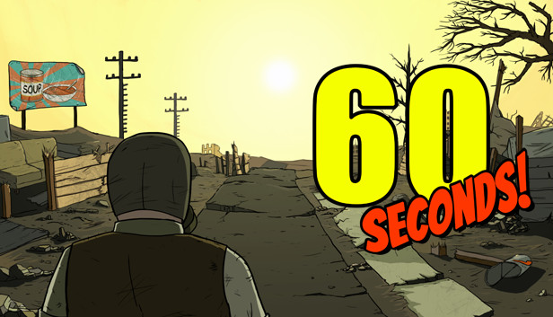 60 Seconds! (Steam Gift / RU+CIS)