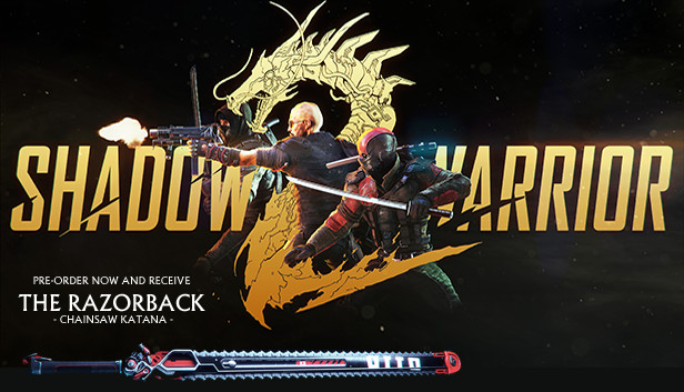 Shadow Warrior 2 (Steam Gift / RU+CIS)