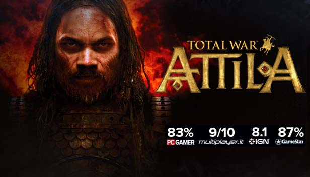 Total War: ATTILA (Steam Gift / RU+CIS)