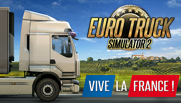 Euro Truck Simulator 2 - Vive la France ! Steam Gift/RU