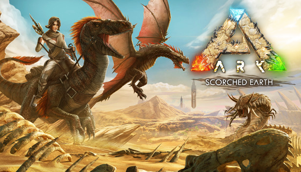 ARK Scorched Earth - Expansion Pack / Steam Gift/RU+CIS