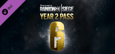 Rainbow Six Siege - Year 2 Pass DLC (Steam Gift) RU+CIS