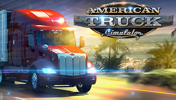 American Truck Simulator (Steam Gift / RU+CIS)