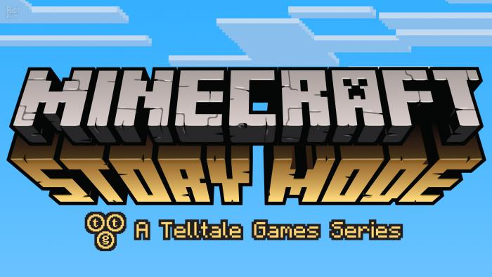 Minecraft: Story Mode (Steam Gift / RU+CIS)