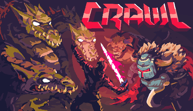 Crawl (Steam Gift / RU+CIS)