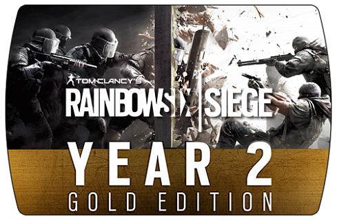 Rainbow Six Siege Gold Ed (Steam Gift / RU+CIS)