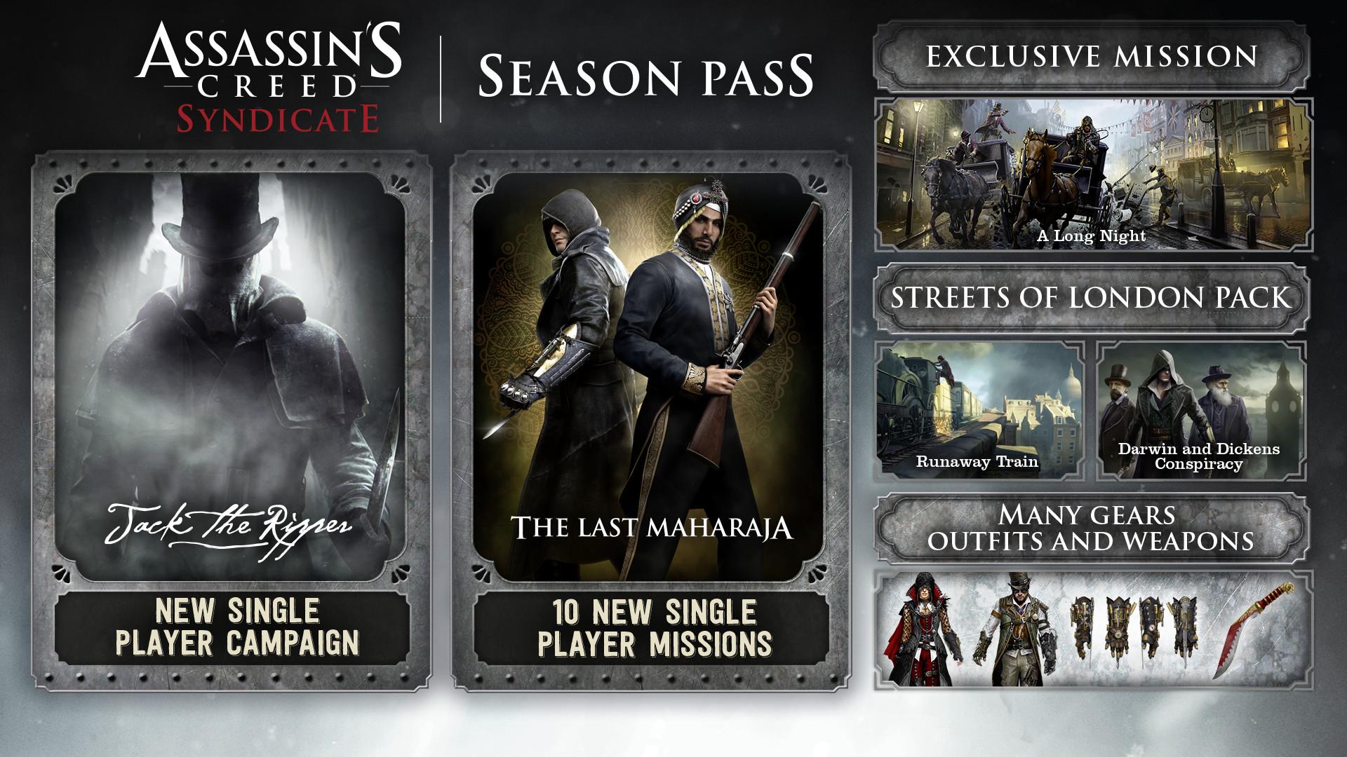 السلام عليكم ورحمة الله وبركاته تحميل لعبه Assassin's Creed Syndicate.