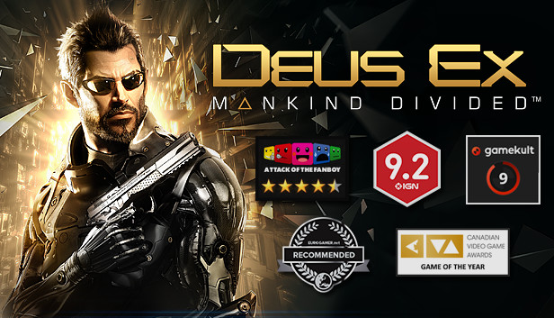 Deus Ex: Mankind Divided (Steam Gift / Russia only)