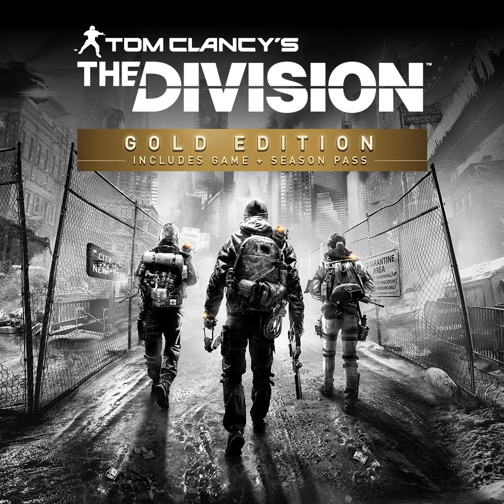 The Division Gold Edition (Steam Gift / Russia + CIS)