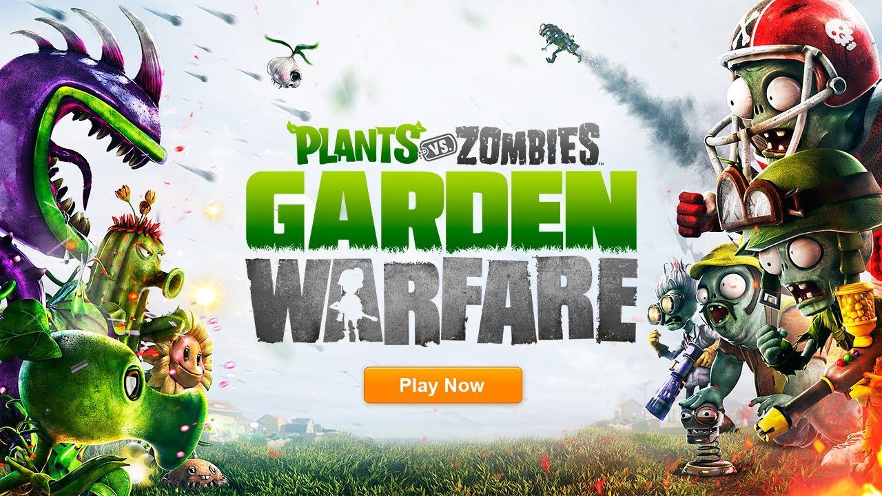 Програмку origin для игры plants vs zombies garden warfare