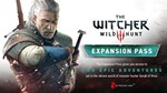 Картинка WITCHER 3 WILD HUNT +EXPANSION PASS|STEAM GIFT|REG FREE