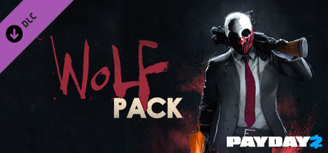 PAYDAY 2: Wolf Pack - Steam Gift