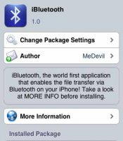 iBluetooth (file transfer via Bluetooth with iphone)