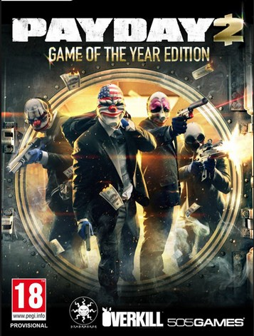 PAYDAY 2: GOTY Edition (Steam / RU / CIS / VPN)
