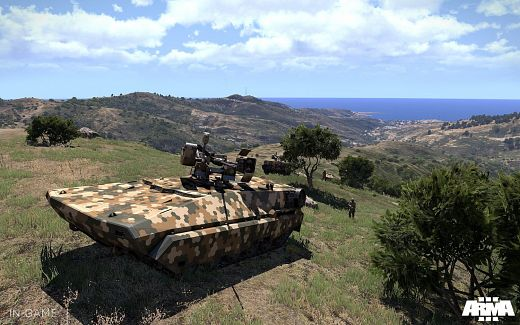 ARMA 3 Steam Gift RU/CIS (VPN)