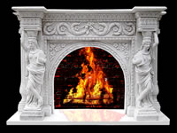 Domestic stoves fireplaces and water heaters