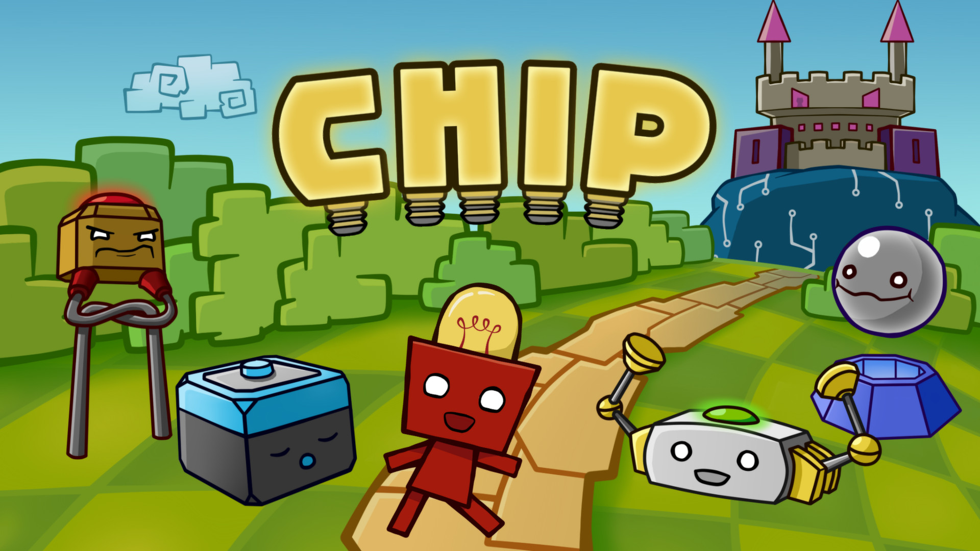 Chip (Steam Key Region Free / RoW) + АКЦИИ