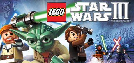 LEGO Star Wars III The Clone Wars Steam Gift RoW-RU/CIS