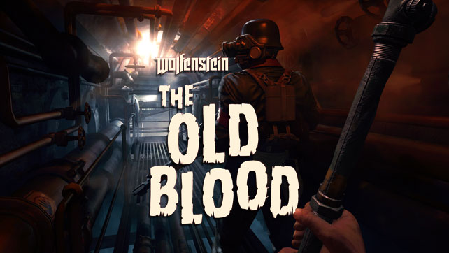 Wolfenstein: The Old Blood СКАН KEY STEAM 1C КЛЮЧ