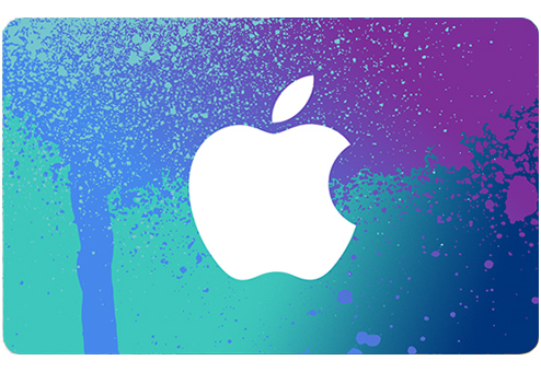 iTunes Gift Card (Russia) 900 rubles