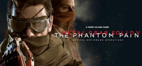 Скриншот  1 - Metal Gear Solid V:The Phantom Pain STEAM KEY СКАН
