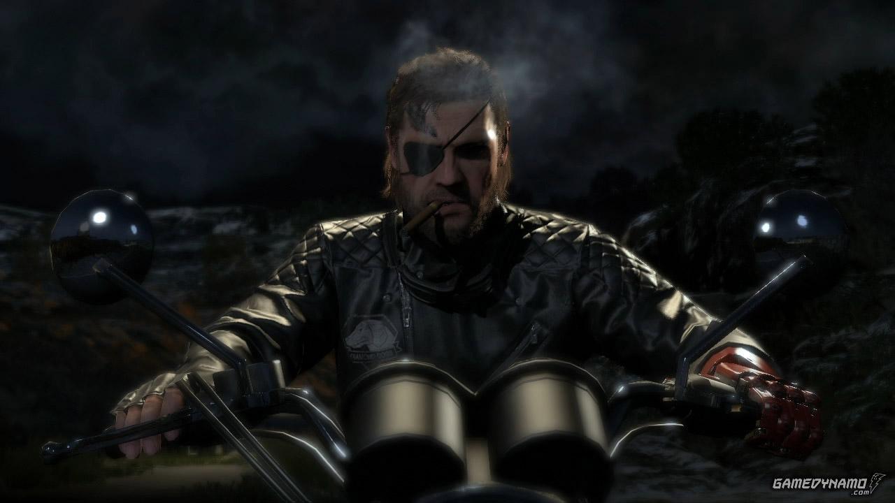Скриншот  2 - Metal Gear Solid V:The Phantom Pain STEAM KEY СКАН