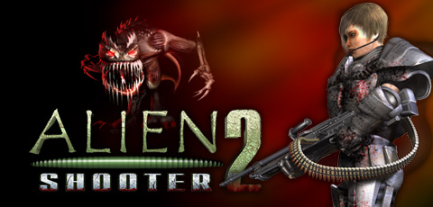 Alien Shooter 2: Reloaded - STEAM Key - Region Free