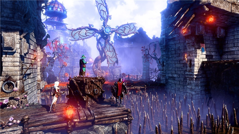 Trine 3: The Artifacts of Power (STEAM KEY Region Free)