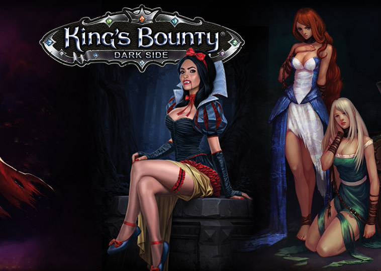 King´s Bounty: Dark Side (Steam Key, Region Free)
