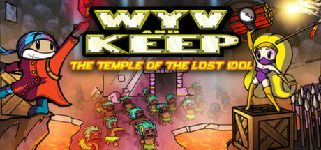 Wyv and Keep: The Temple of the Lost Idol (STEAM, ROW)