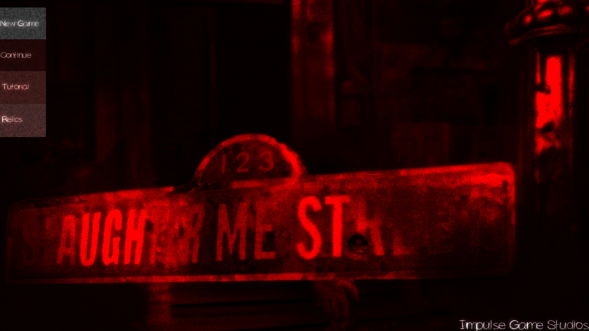 123 Slaughter Me Street (Steam Key, Region Free)
