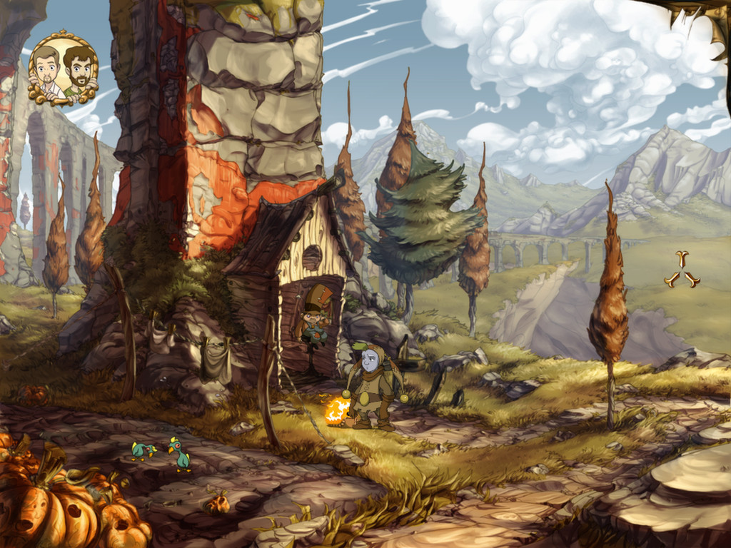 The Whispered World Special Edition Steam Key / Free