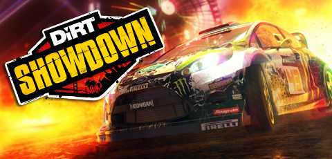 DiRT Showdown ( Steam Gift/RU+CIS )