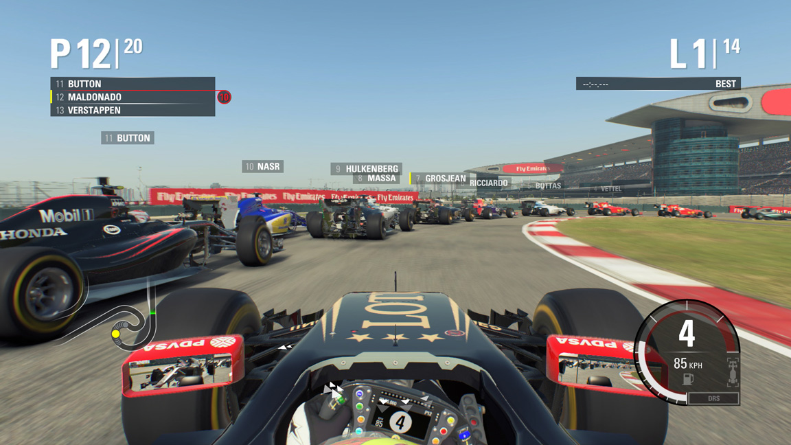 FORMULA F1 2015 + Gift (Steam Gift / RU + CIS)