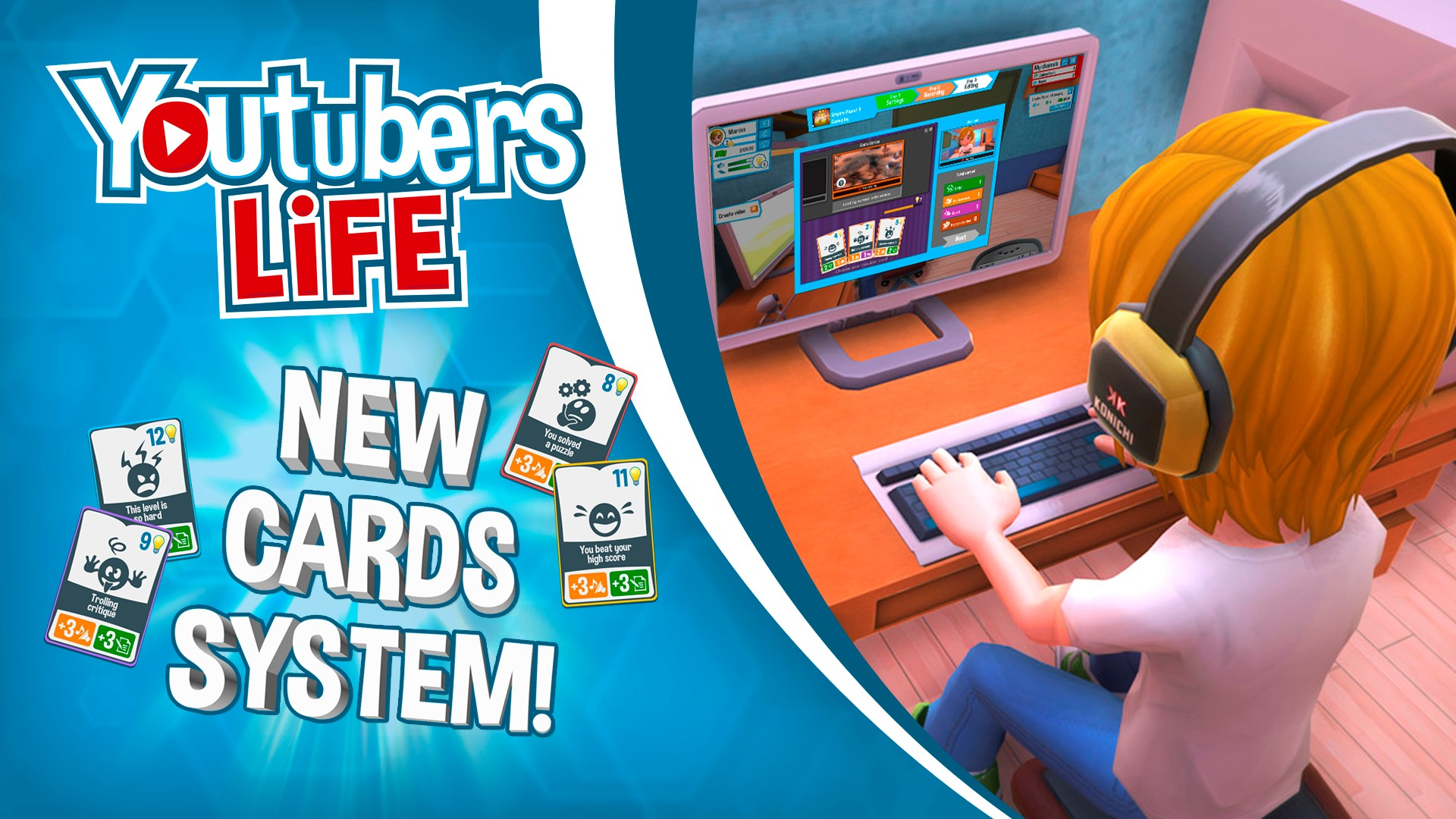 Youtubers Life (Steam Gift/RU+CIS)