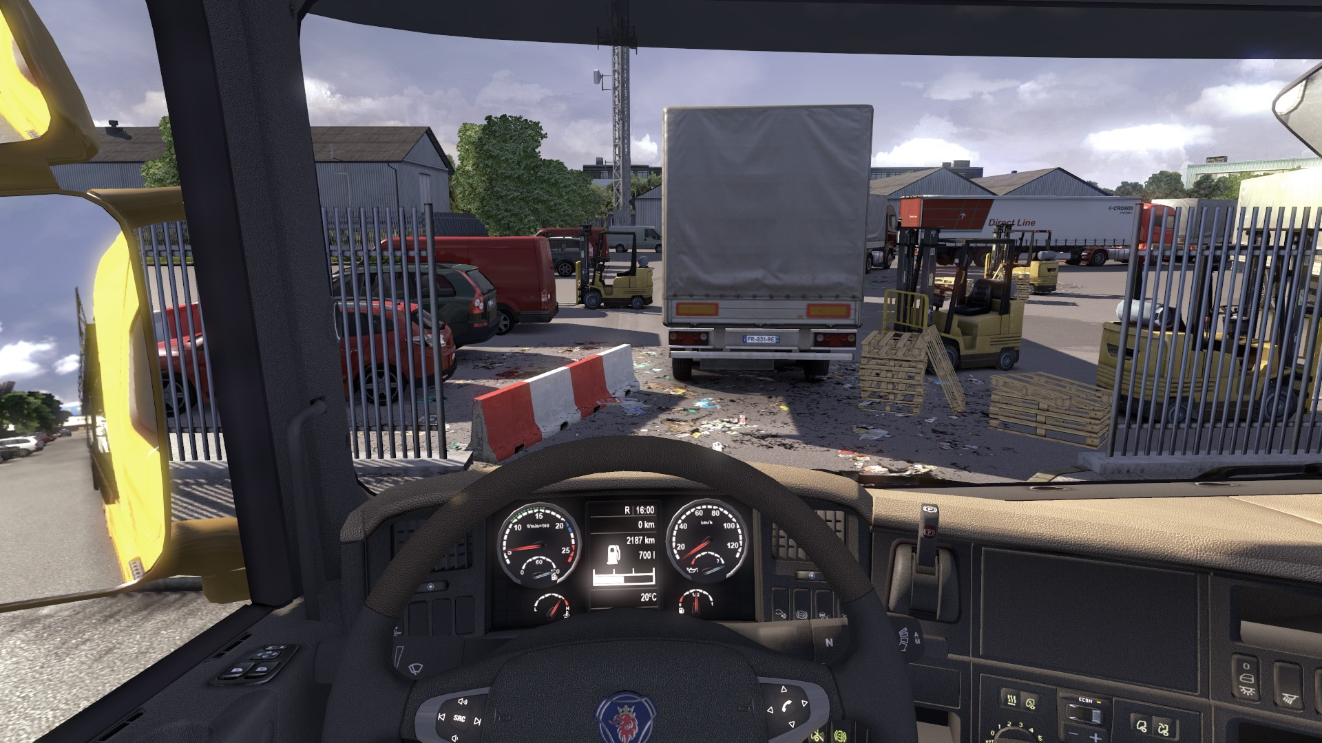 Scania Truck Driving Simulator (Steam Gift/RU+CIS)