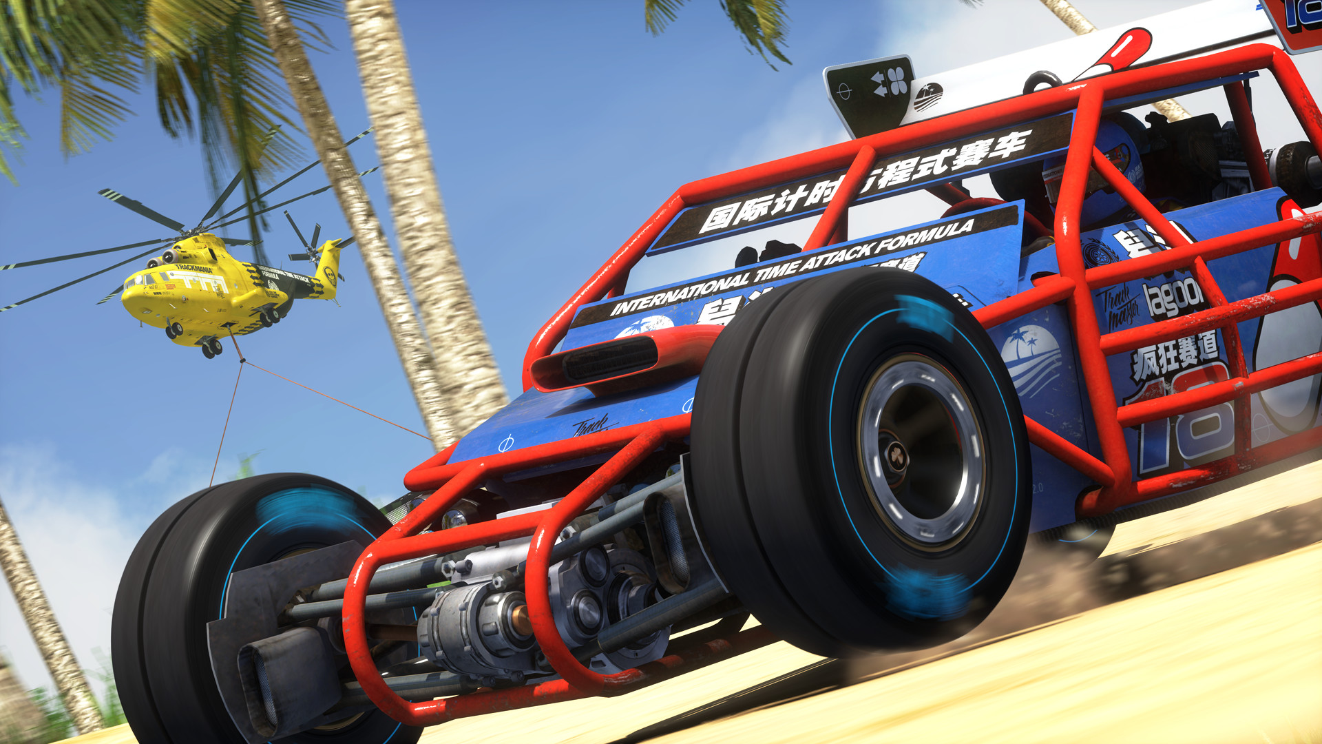 Trackmania® Turbo + Подарок (Steam Gift/RU+CIS)