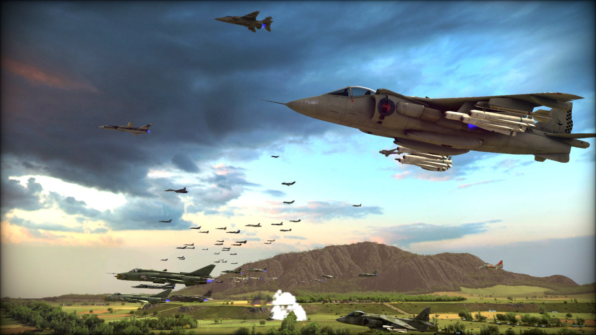 Wargame: Airland Battle (Steam Gift/RU+CIS)