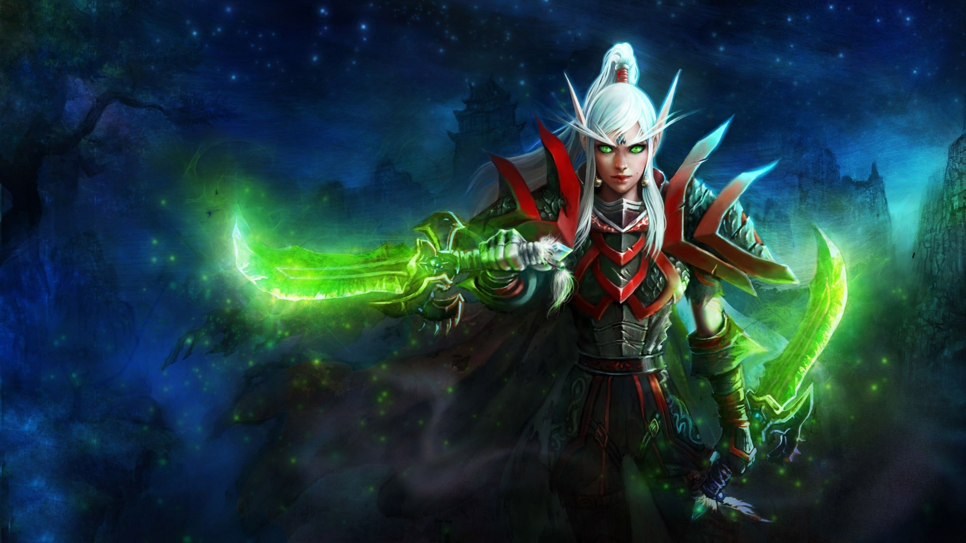 World of Warcraft LEGION +100 LVL БУСТ  RU СКАН