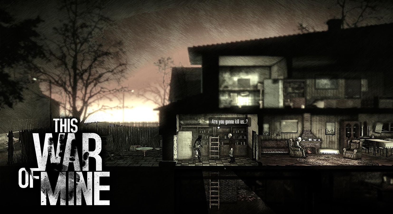 This War of Mine ( Steam Gift / RU + CIS )