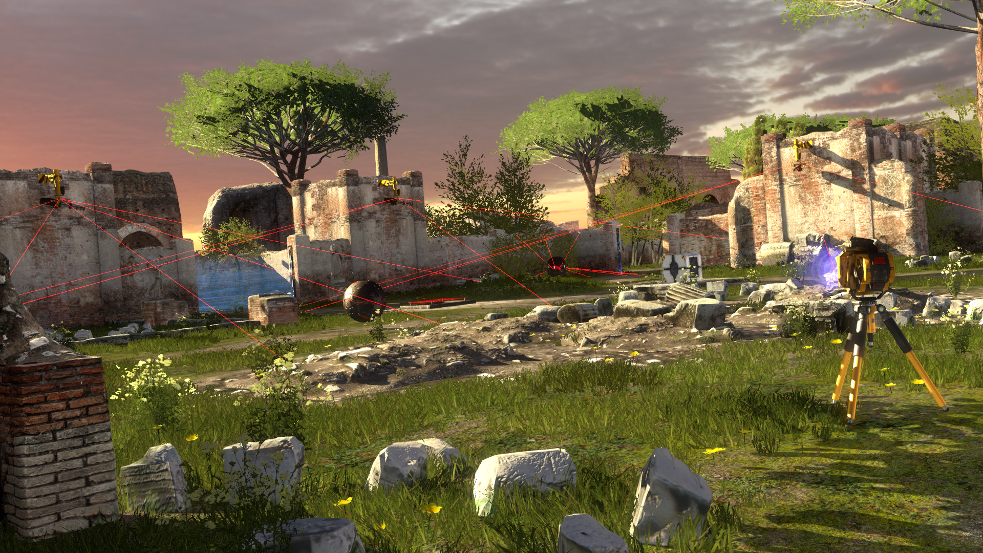The Talos Principle  ( Steam Gift / RU + CIS )
