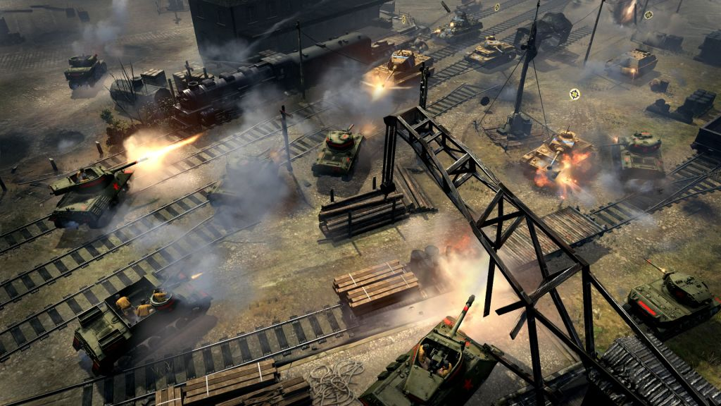 Company of Heroes Franchise Edition  (Gift / RU + CIS )