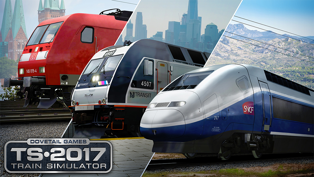 Train Simulator 2017 + GIFT ( Steam Gift / RU + CIS )