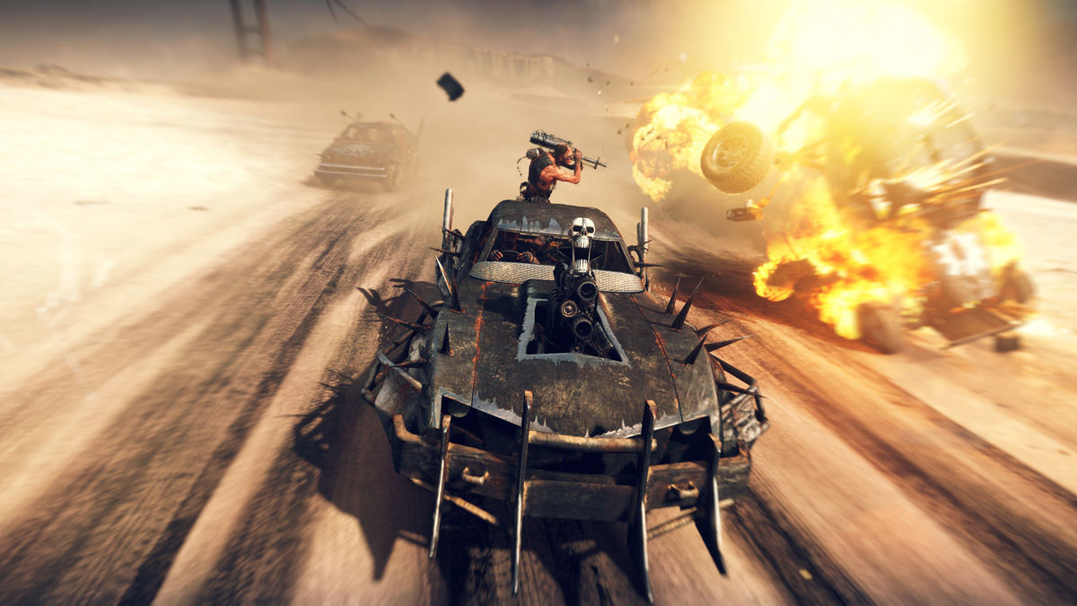 Mad Max + Gift ( Steam Gift / RU + CIS )