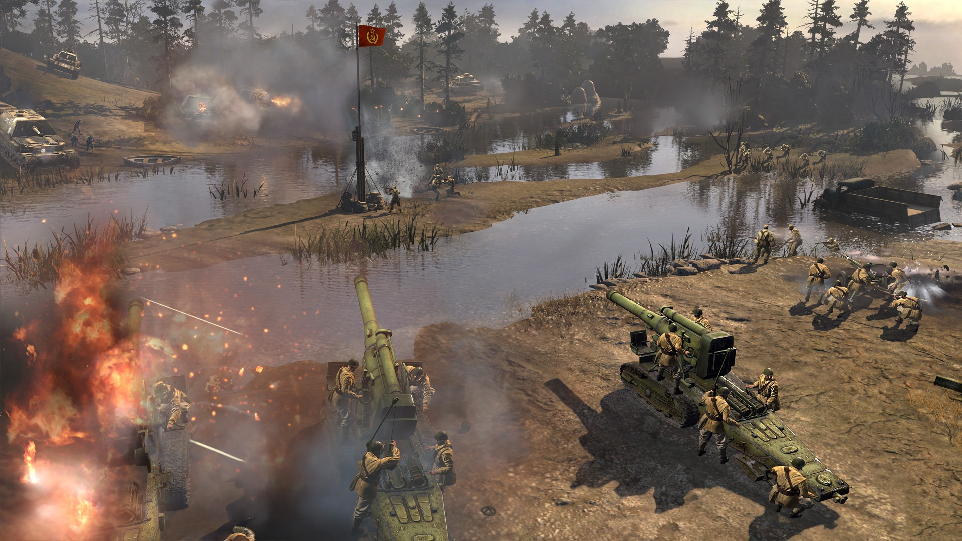Company of Heroes 2 ( Steam Gift / RU + CIS )
