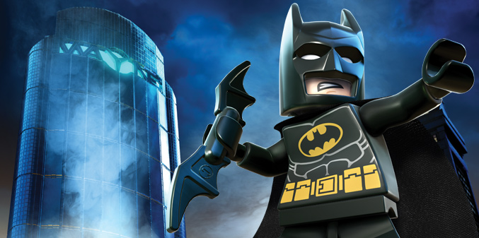 LEGO Batman + Gift (Steam Gift / RU + CIS)