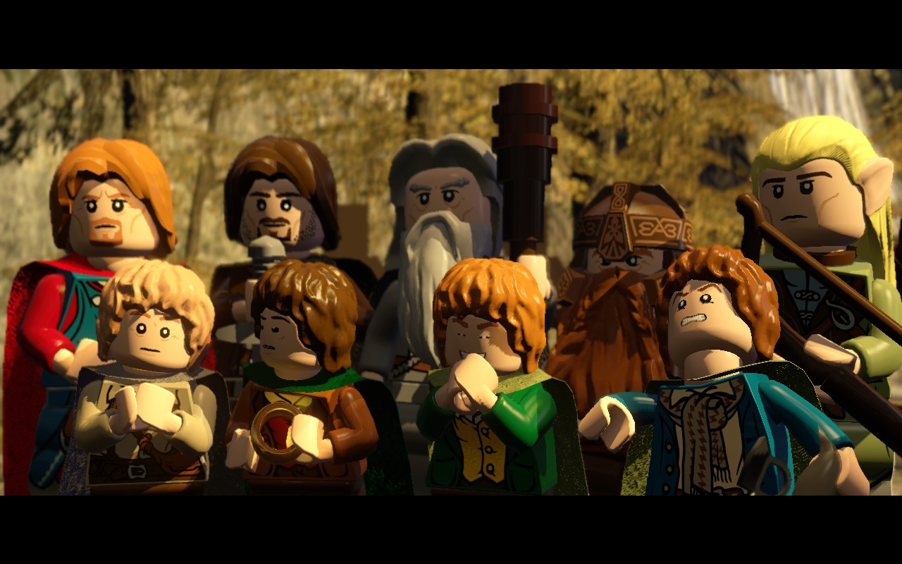 LEGO The Lord of the Rings ( Steam Gift / RU + CIS )