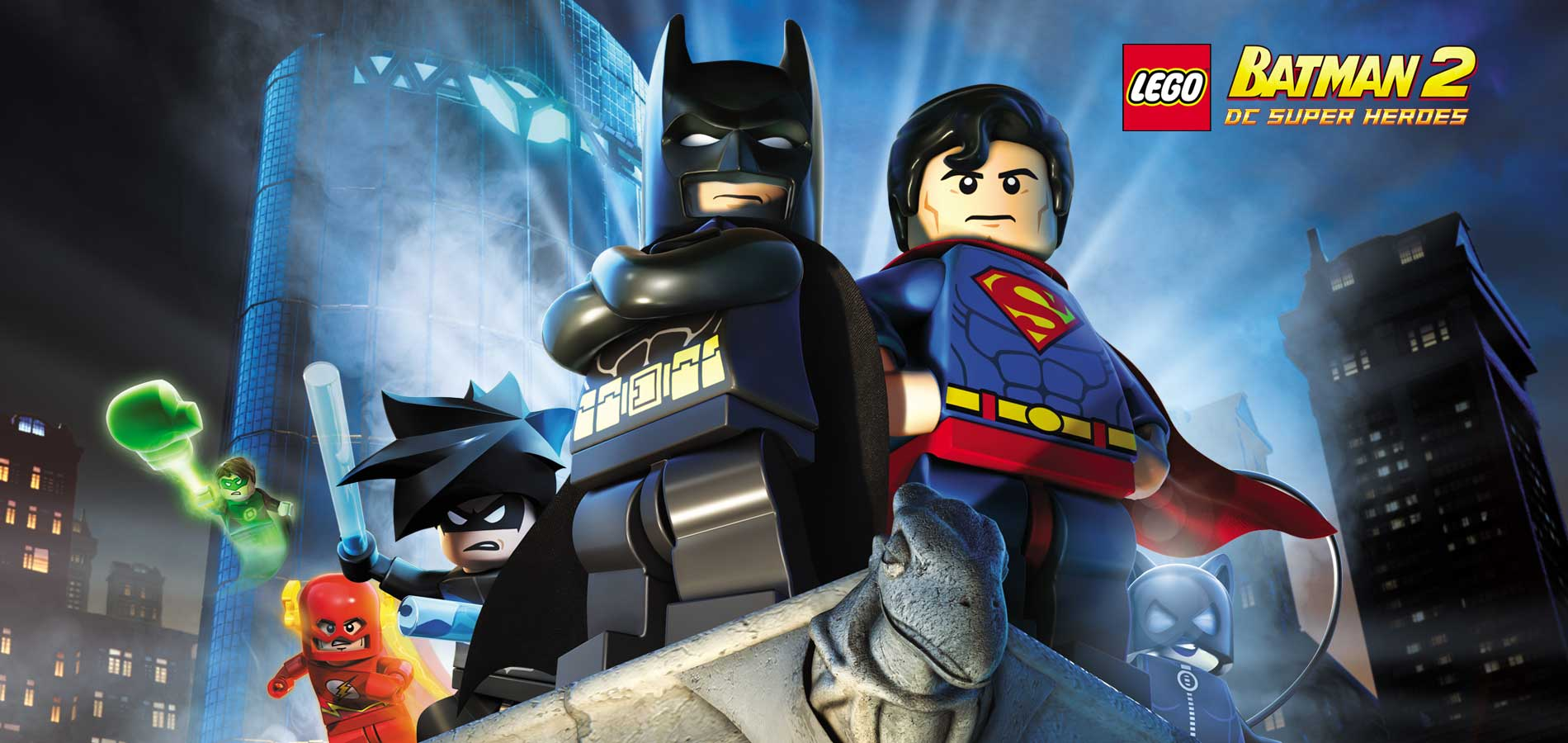 LEGO® Batman 2 DC Super Heroes™ (Steam Gift / RU + CIS)