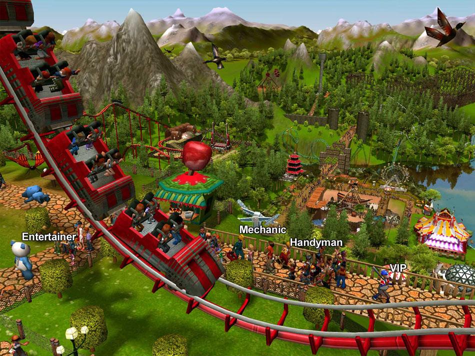 RollerCoaster Tycoon® 3: Platinum (Steam Gift / RU+CIS)