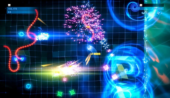 Geometry Wars™ 3: Dimensions Evolved (Gift / RU + CIS )